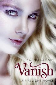 Cover of Vanish by Sophie Jordan
