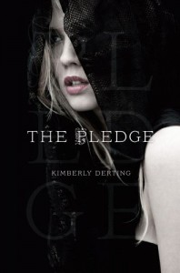 The Pledge by Kimberly Derting Book Cover