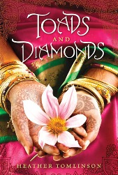 Toads And Diamonds by Heather Tomlinson Book Cover