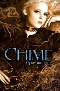 Chime, Franny Billingsley, Book Cover, Girl, Hands,