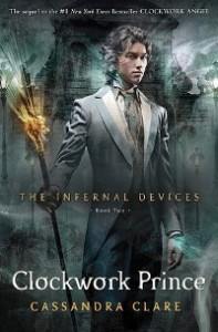 Clockwork Prince, Cassandra Clare, Book Cover