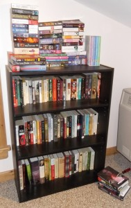 Fill In The Gaps Book Shelf