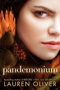 Pandemonium, Lauren Oliver, Book Cover