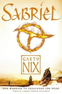 Sabriel, Garth Nix, Book Cover