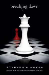 Breaking Dawn, Stephanie Meyer, Book Cover, Chess Piece
