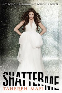 Shatter Me, Tahereh Mafi, Book Cover, Ugly white dress