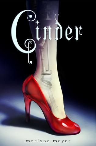 Cinder, Marissa Meyer, Book Cover