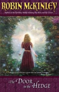 The Door In The Hedge, Robin McKinley, Book cover