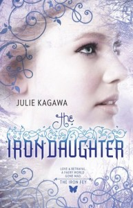 The Iron Daughter, Julie Kagawa, Iron Fey, Meghan Chase, Book Cover