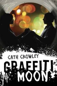 Graffiti Moon, Cath Crowley, Book Cover