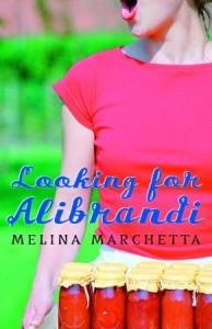 Looking For Alibrandi, Melina Marchetta, Book Cover,