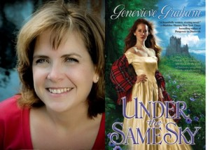 Under The Same Sky, Genevieve Graham, Author Photo Book Cover