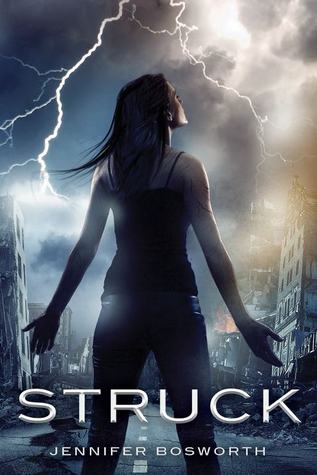 Struck, Jennifer Bosworth, Book Cover