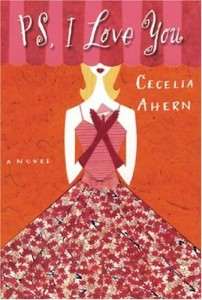 PS I Love You Cecelia Ahern Book Cover