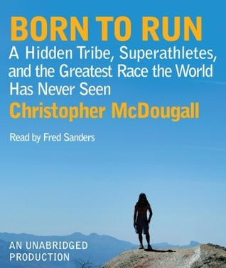 Born To Run Christopher McDougall Audiobook Cover