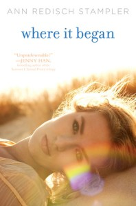 Where It Began Ann Redisch Stampler Book Cover