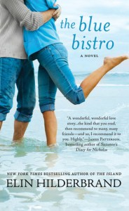 The Blue Bistro Elin HIlderbrand Book Cover