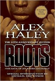 Roots Alex Haley Book Cover