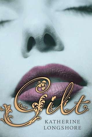 Gilt Katherine Longshore Book Cover