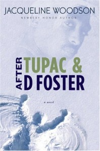 After Tupac And D Foster Jacqueline Woodson Book Cover
