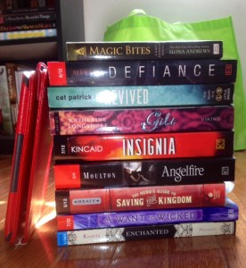 List Of 12 1, pile of books