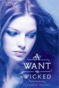 A Want So Wicked Suzanne Young Book Cover