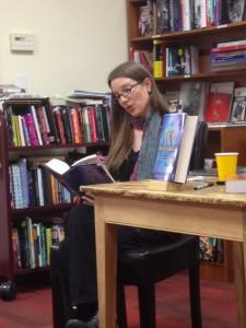 Kristin Cashore Reading