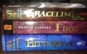 Graceling Trilogy Books