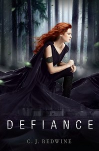 Defiance CJ Redwine Book Cover