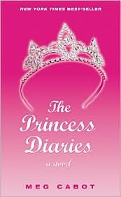 The Princess Diaries Meg Cabot Book Cover