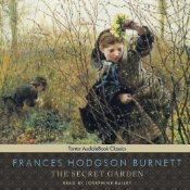 The Secret Garden Frances Hodgson Burnett Audiobook Cover