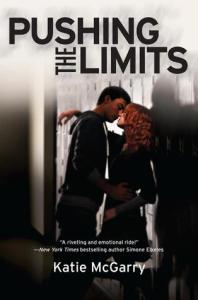 Pushing The Limits Katie McGarry Book Cover