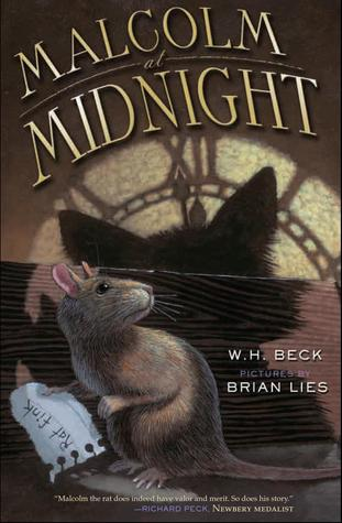 Malcolm At Midnight WH Beck Book Cover