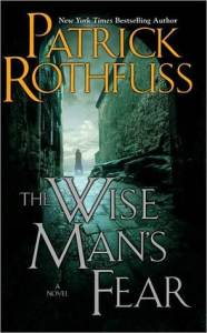 The Wise Man's Fear Patrick Rothfuss Book Review