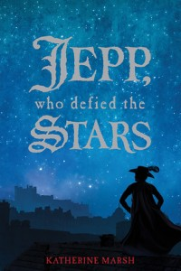 Jepp, Who Defied The Stars Katherine Marsh Book Cover
