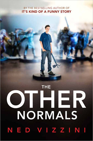 The Other Normals Ned Vizzini Book Cover