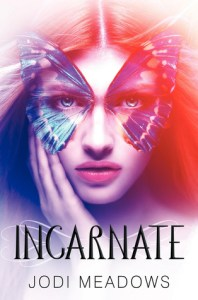 Incarnate Jodi Meadows Book Cover