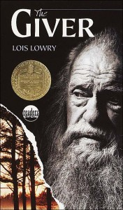 The Giver by Lois Lowry Book Cover