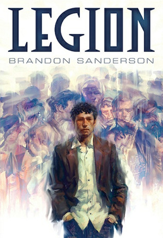 Legion Brandon Sanderson Book Cover
