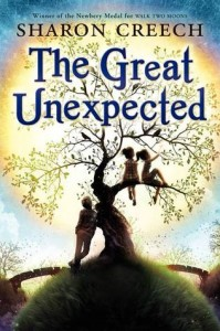 The Great Unexpected Sharon Creech Book Cover