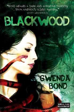 Blackwood Gwenda Bond Book Cover