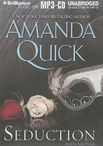 Seduction Amanda Quick Cover