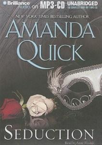 Seduction Amanda Quick Cover