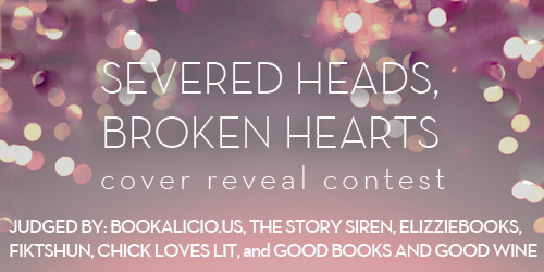 Severed Heads Broken Hearts Cover Reveal Judge Banner