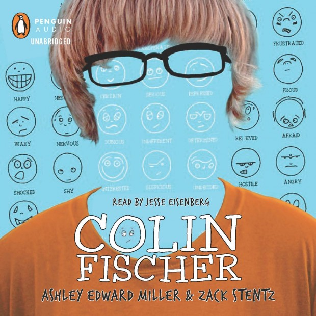 Colin Fischer Ashley Edward Miller Zack Stenz Audiobook Cover