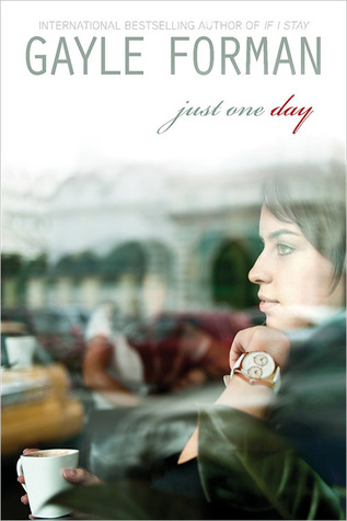 Just One Day Gayle Forman Book Cover