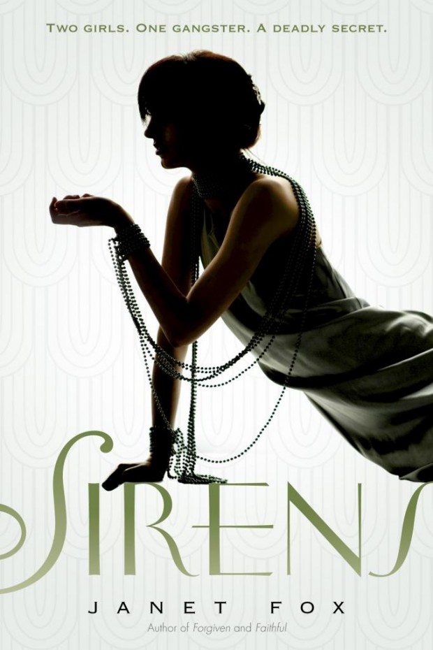 Sirens Janet Fox Book Cover