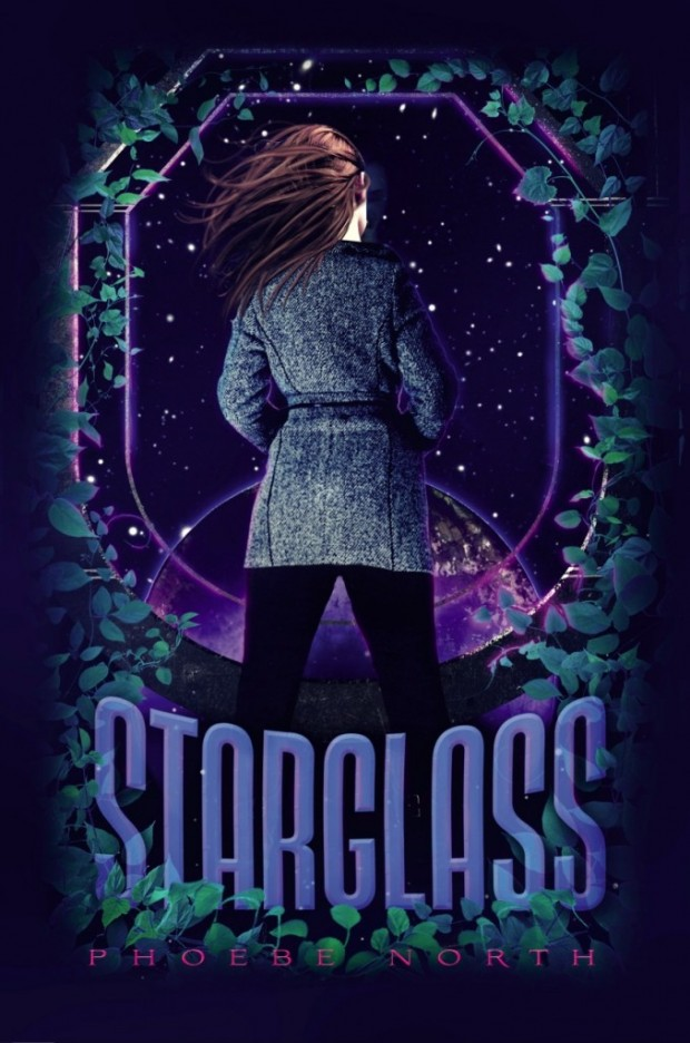 Starglass Phoebe North Book Cover