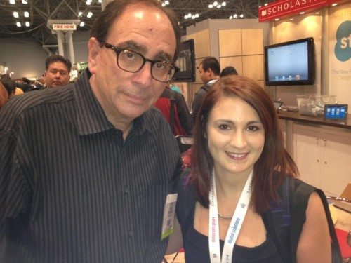 Meeting RL Stine