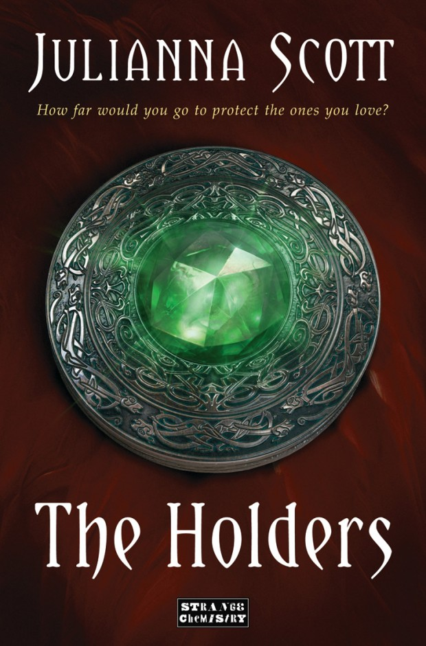 The Holders Julianna Scott Book Cover